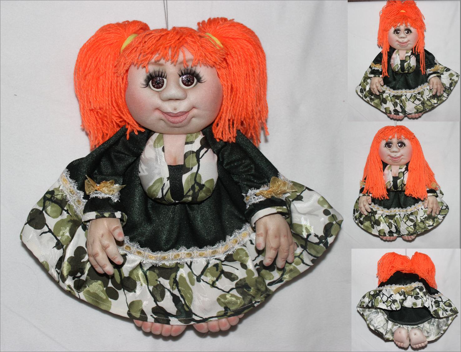 Кукла -оберег на счастье: мастер-класс по изготовлению своими руками 26